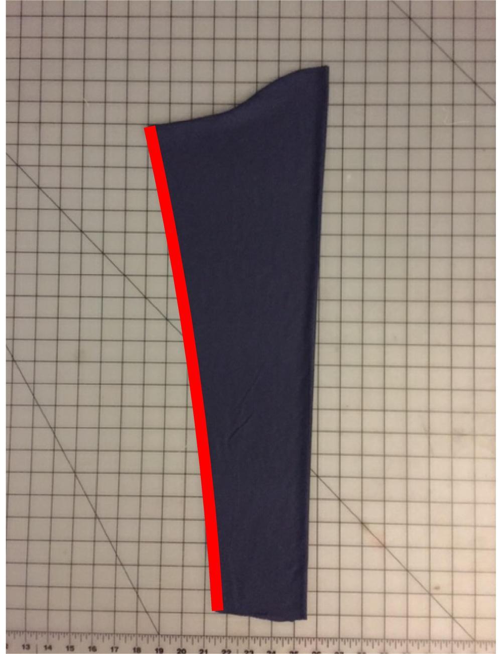 Flannel PJ Set-Model